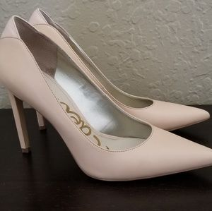 Sam Edelman Nude Stiletto